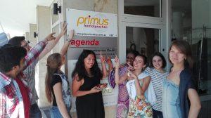 Unsere zufriedenen Kunden bei primus fremdsprachen Nürnberg