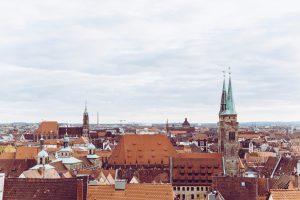Nürnberg Stadtbild Altstadt
