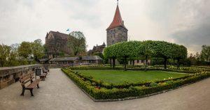 Parkanlagen in Nürnberg