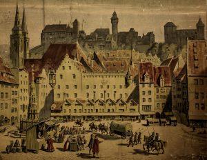 Nürnberg in der Entstehung